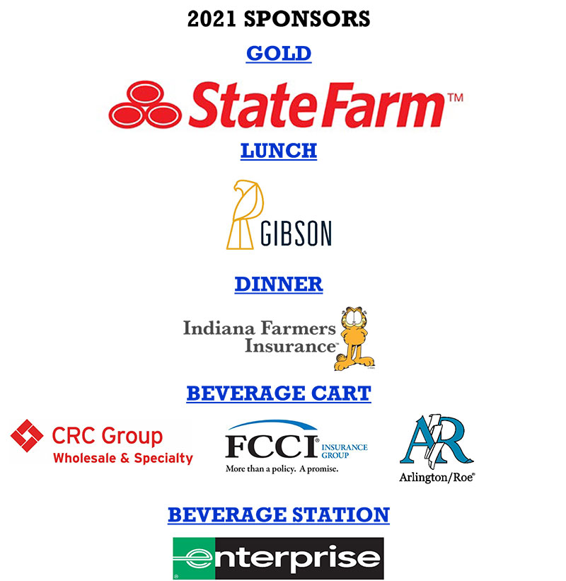 Thank you IRM Golf Outing sponsors!
