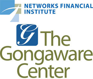NFI and Gongaware Center logos