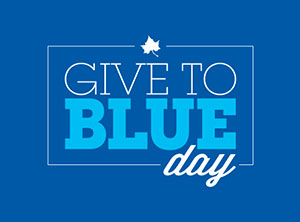 Give to Blue
