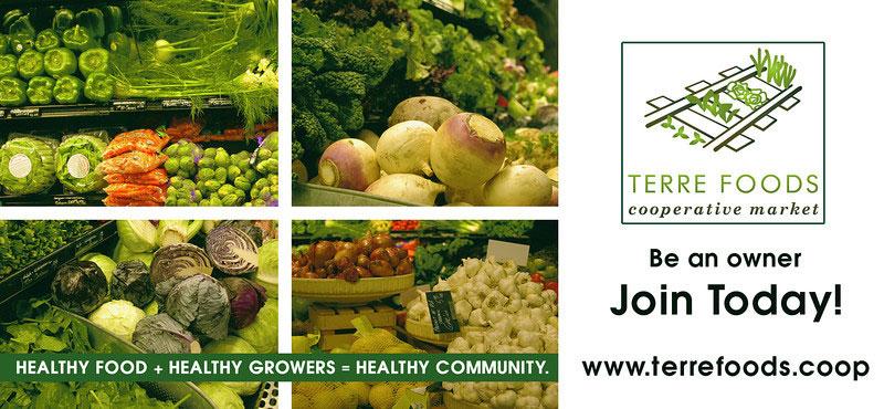 Terre Foods logo