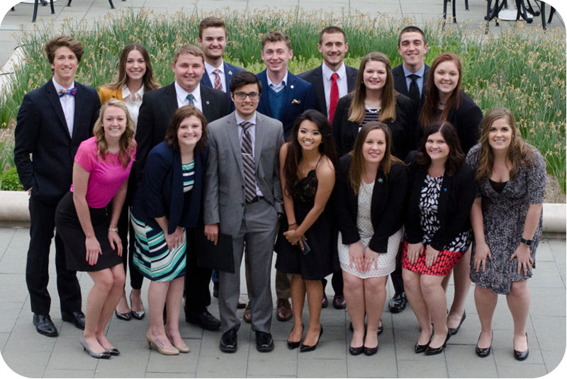 The 2018 class of Networks Scholars planned the annual Ethics Conference