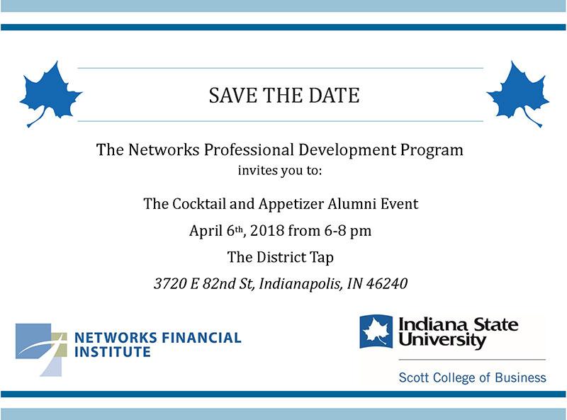 NFI Alumni Event April 2018