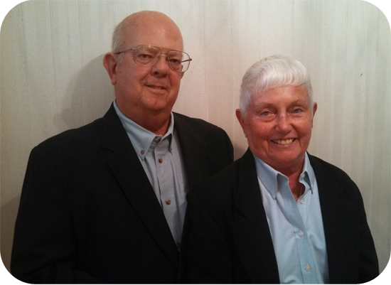 Tom and Debbie Bareford