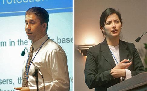 William Gerkin and Ishani Tewari