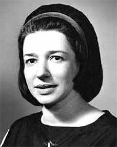 Myra Janco Daniels, 1966