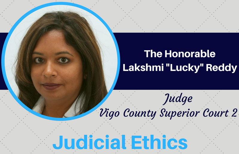 The Honorable Lakshmi 'Lucky' Reddy