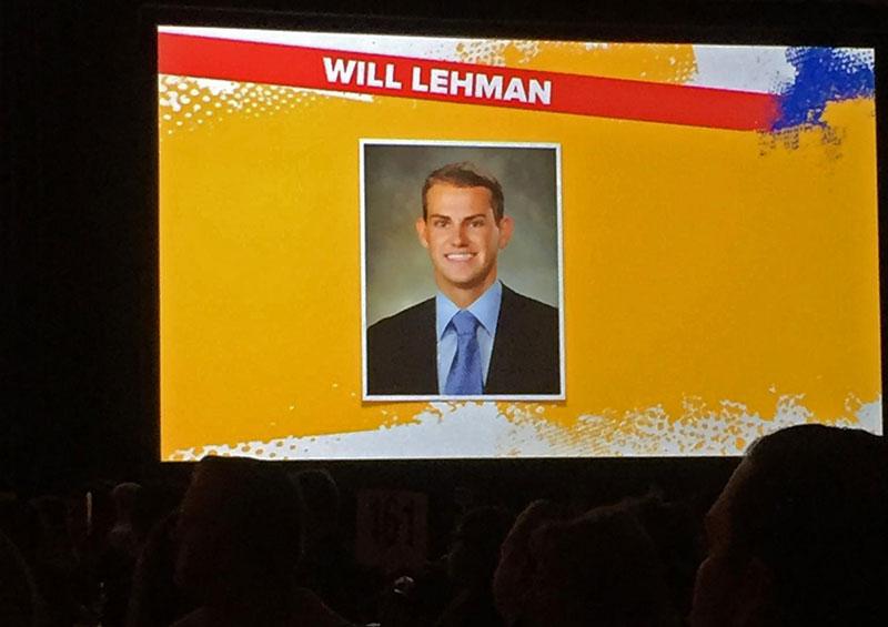 Will Lehman - RIMS Rising Star of 2017