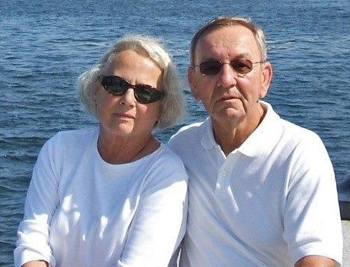 Nancy and Charles Bradford