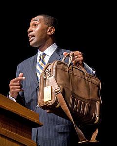 Jim Lewis, 2008 Convocation