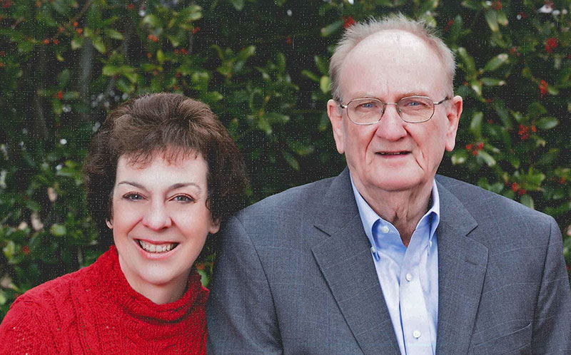 Kenneth and Theresa Smith