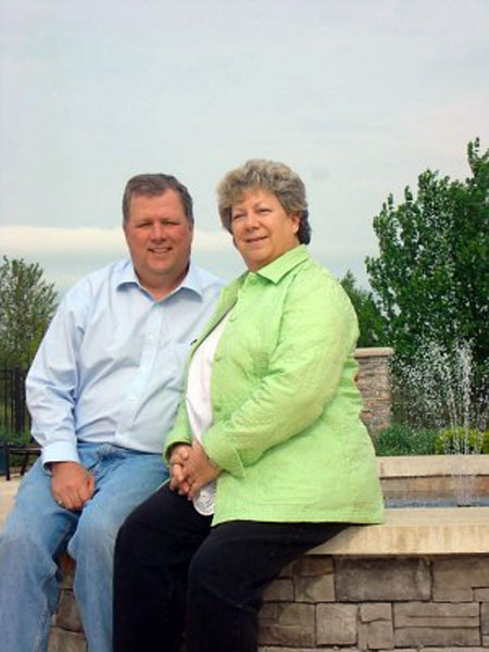 Steve and Becky Whitman