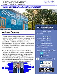 SNC Newsletter September 2020