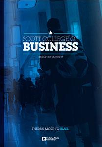 Scott College of Business Fall 2015 Viewbook