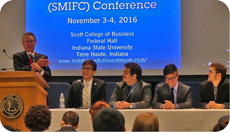 SMIFC 2016 consortium members guest panel