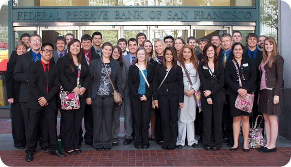 Scholars San Francisco Trip 2012