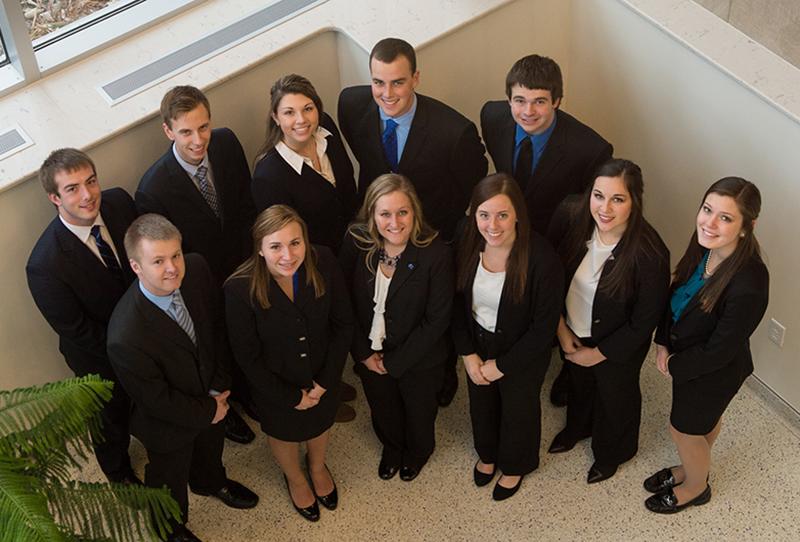 2016 Ethics Leadership Team