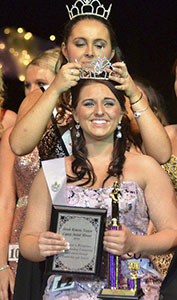 Makayla Herring crowned 2016 Vigo County Fair Queen