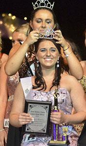 Makayla Herring crowned 2016 Vigo County Fair Queen