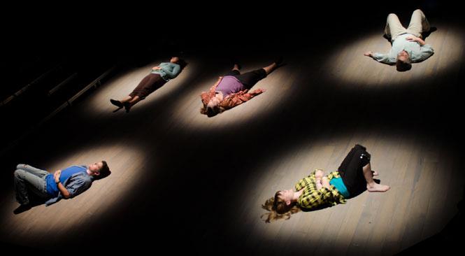 Circle Mirror Transformation - ISU Play, 2012