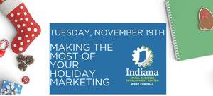 WCISBDC - Holiday Marketing