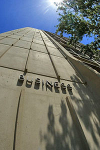 Scott College of Business, Statesman Towers