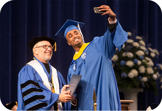 Winter 2015 Commencement