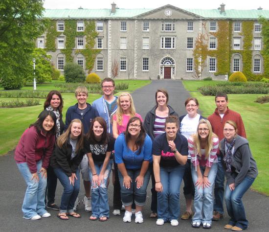 NFI Scholars in Ireland 2011