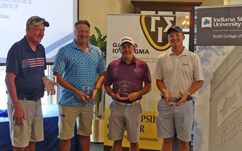 First Insurance Group Inc. IRM Golf Outing 2021 winners!