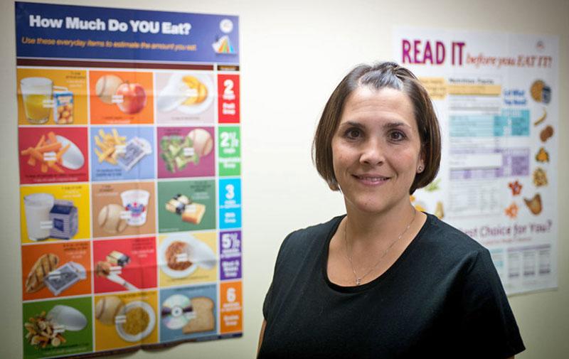 Sarah James & Nutrition to Grow