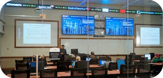 Minas Trading Room