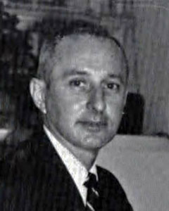 Robert Steinbaugh in 1966