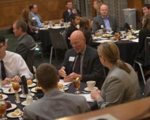 Corporate Mentor Luncheon 2013