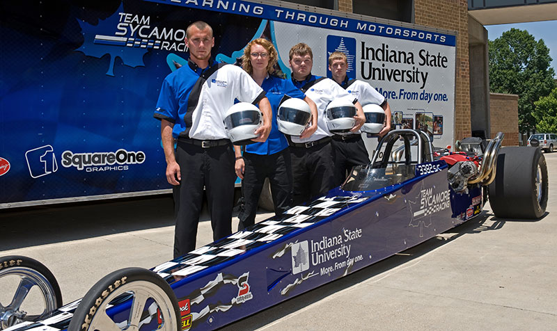 Team Sycamore Racing drivers, 2008