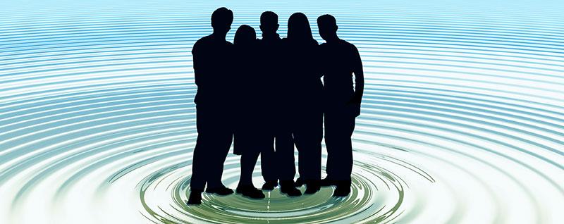 team ripples illustration