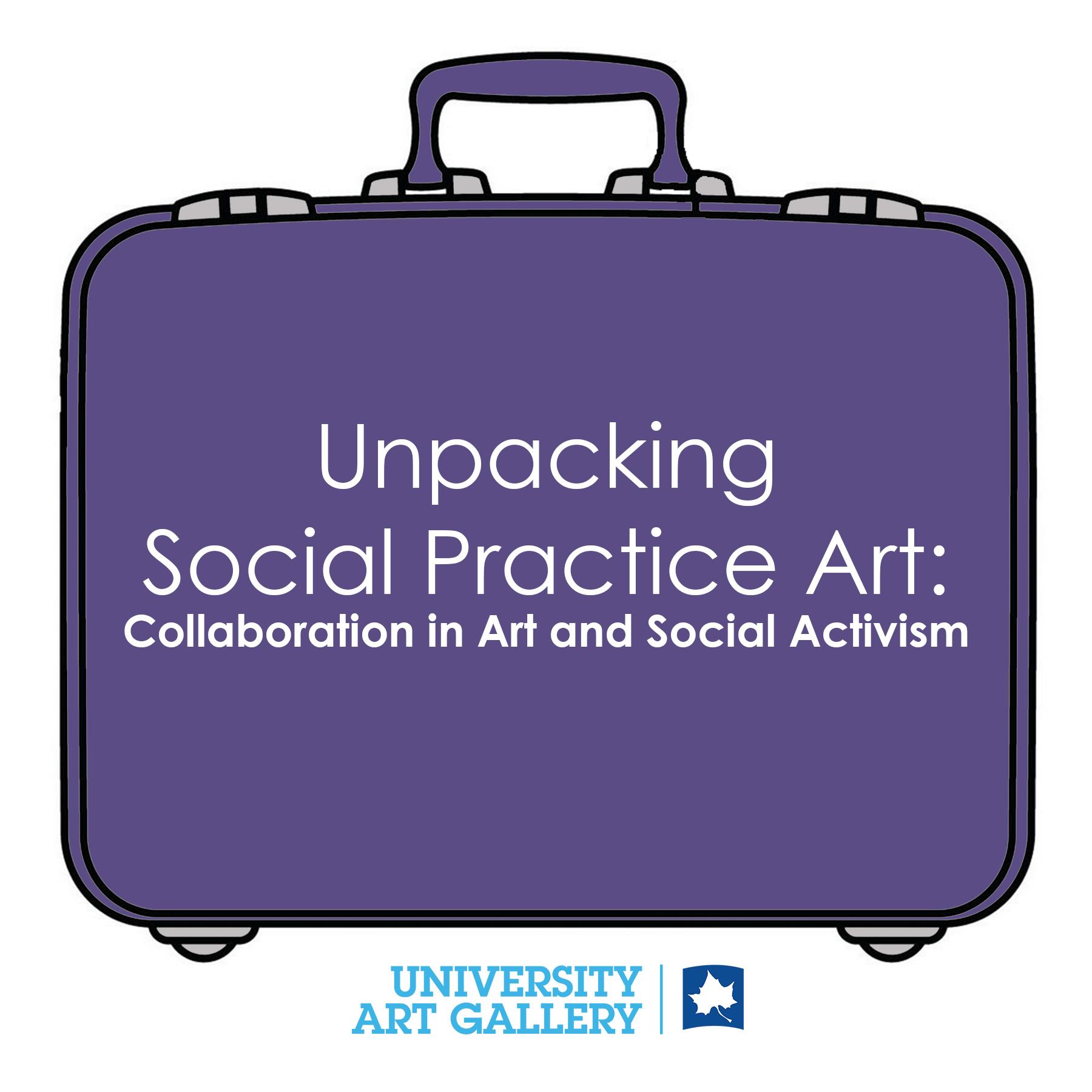 unpacking social practice art