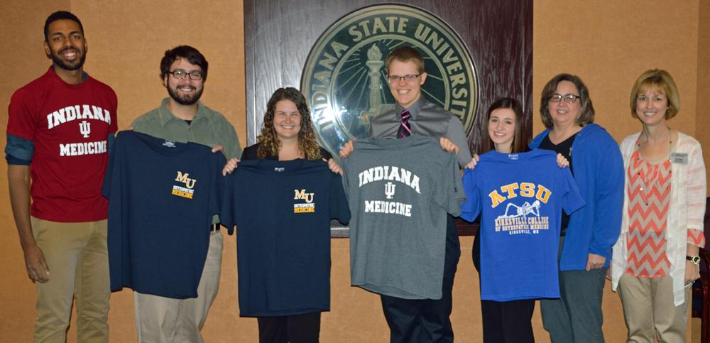 Rural Health Scholars graduating May 2015