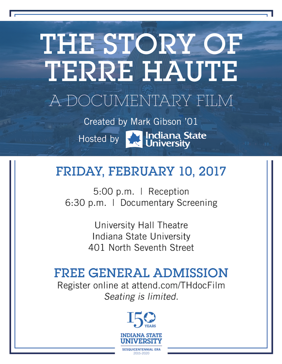 Mark Gibson's The Story of Terre Haute