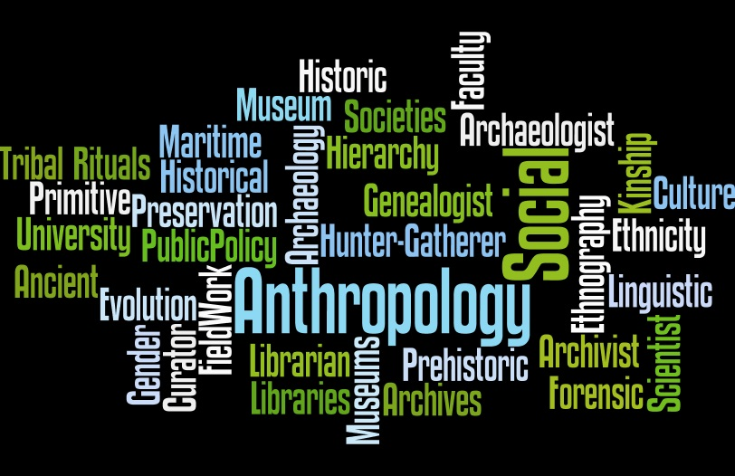 Anthro Word Cloud