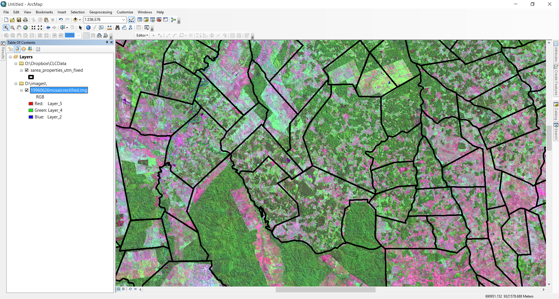 Gis Remote Sensing Labs College Of Arts And Sciences