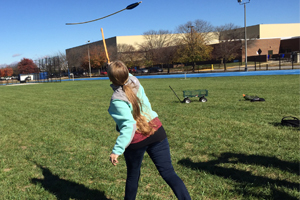 Class With Atlatl