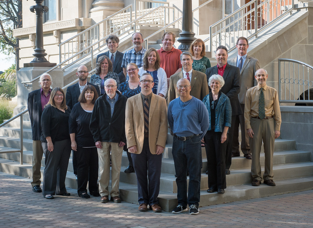 ISU History Faculty 2016