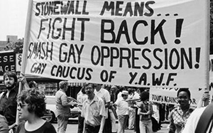 The Gay and Lesbian Rights Movement