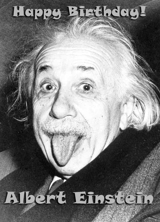 Albert Einstein BD