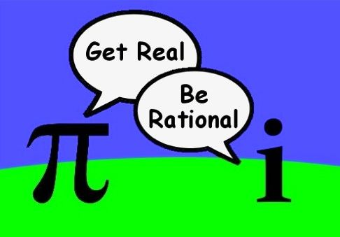 get real and rational pi day
