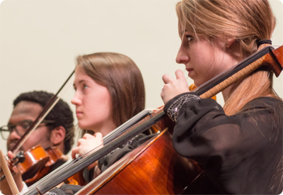 Sycamore String Quartet Scholarship, cello and viola