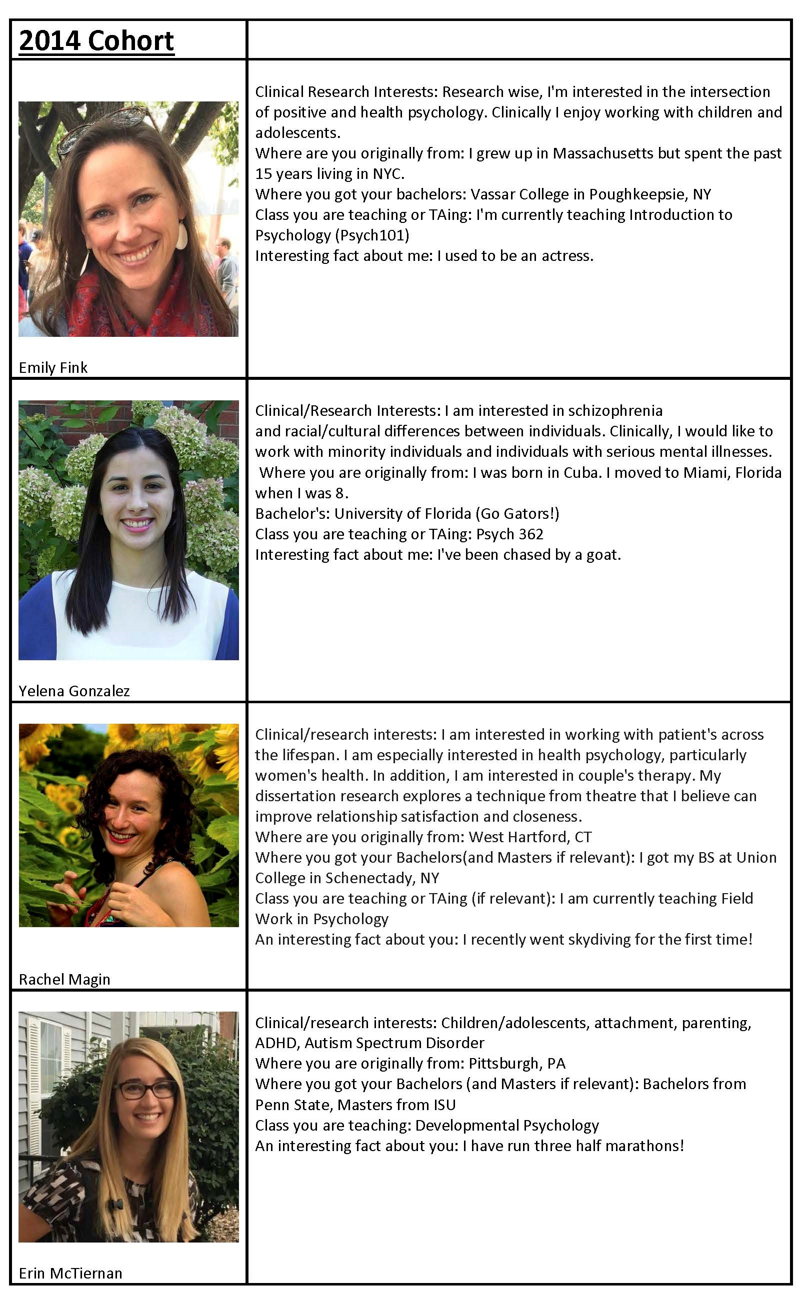 2014 Cohort 4th Years_Page_1