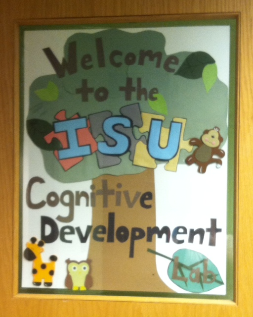 Welcome to the ISU Cognitive Development Lab