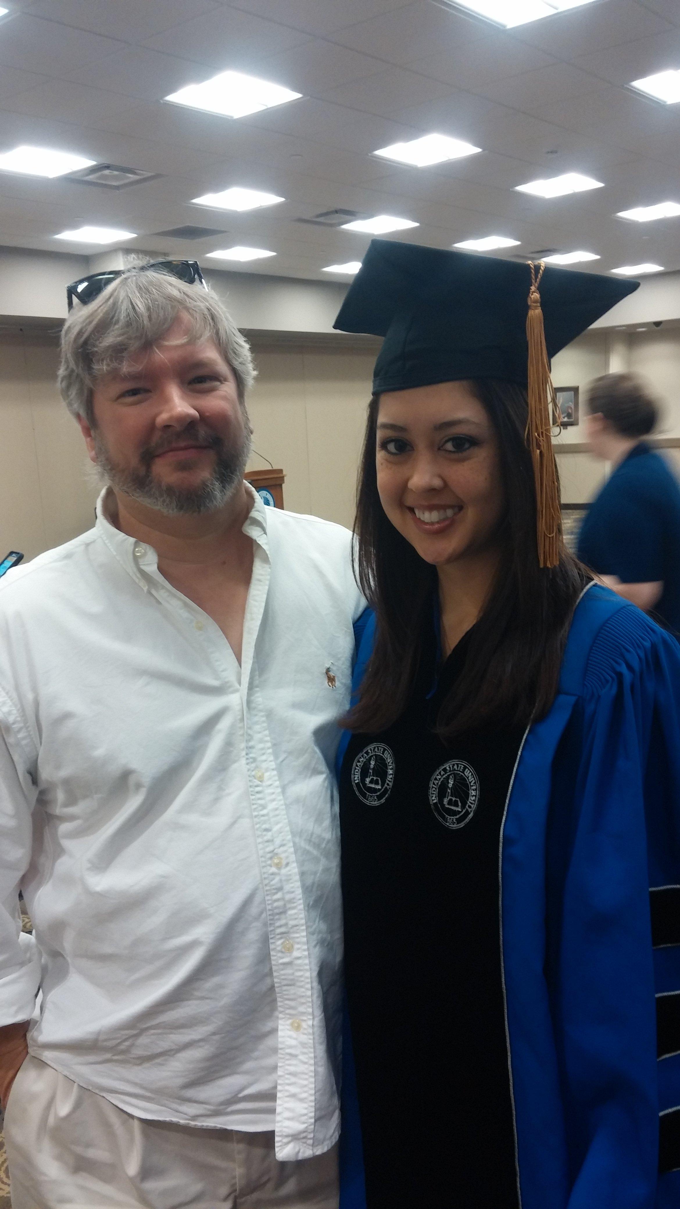 Dr. Kevin Bolinskey & Helen Hunter