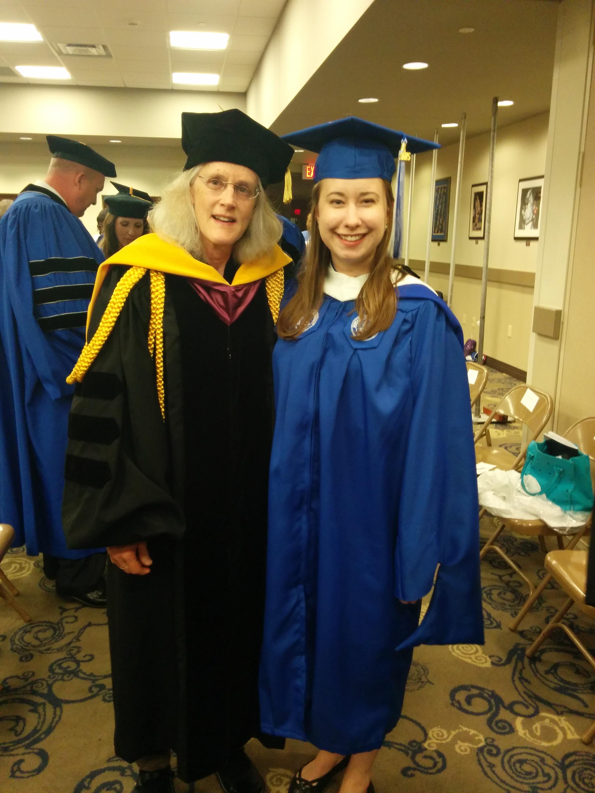 Dr. Veanne Anderson & Sheila Brassel