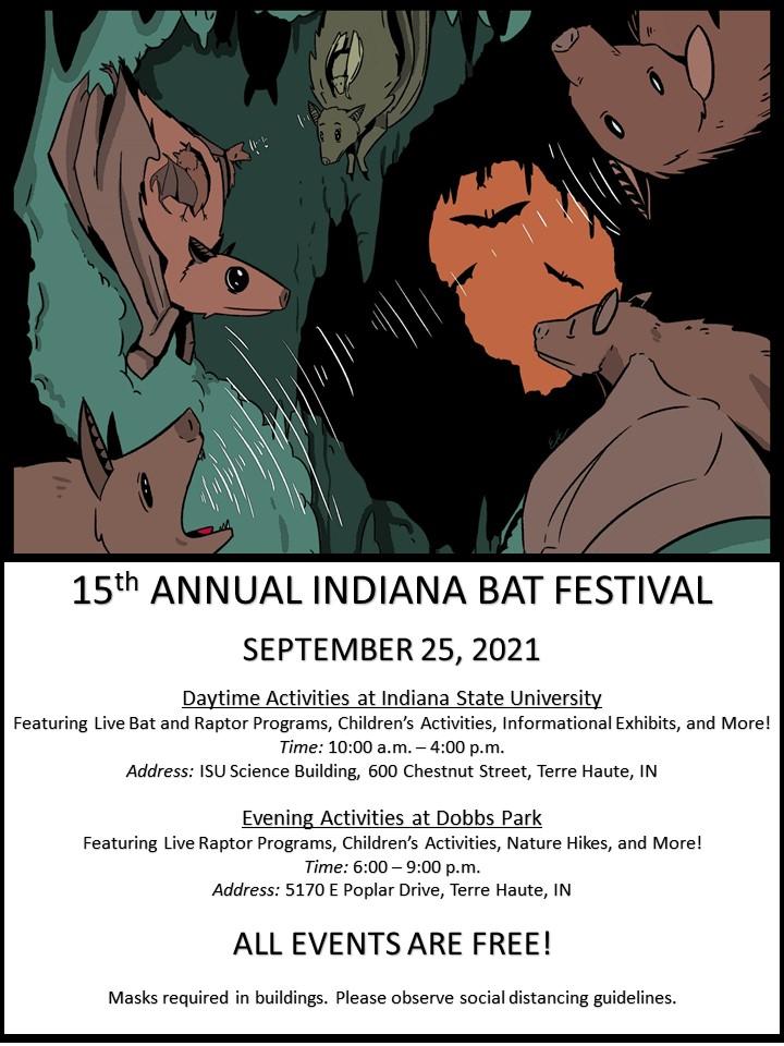 15th Annual Indiana Bat Festival